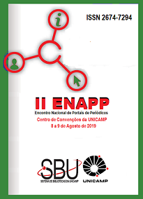 Capa do evento II ENAPP