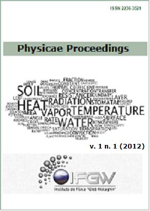 Visualizar v. 1 n. 1 (2012): Proceedings XI Young Researchers Meeting