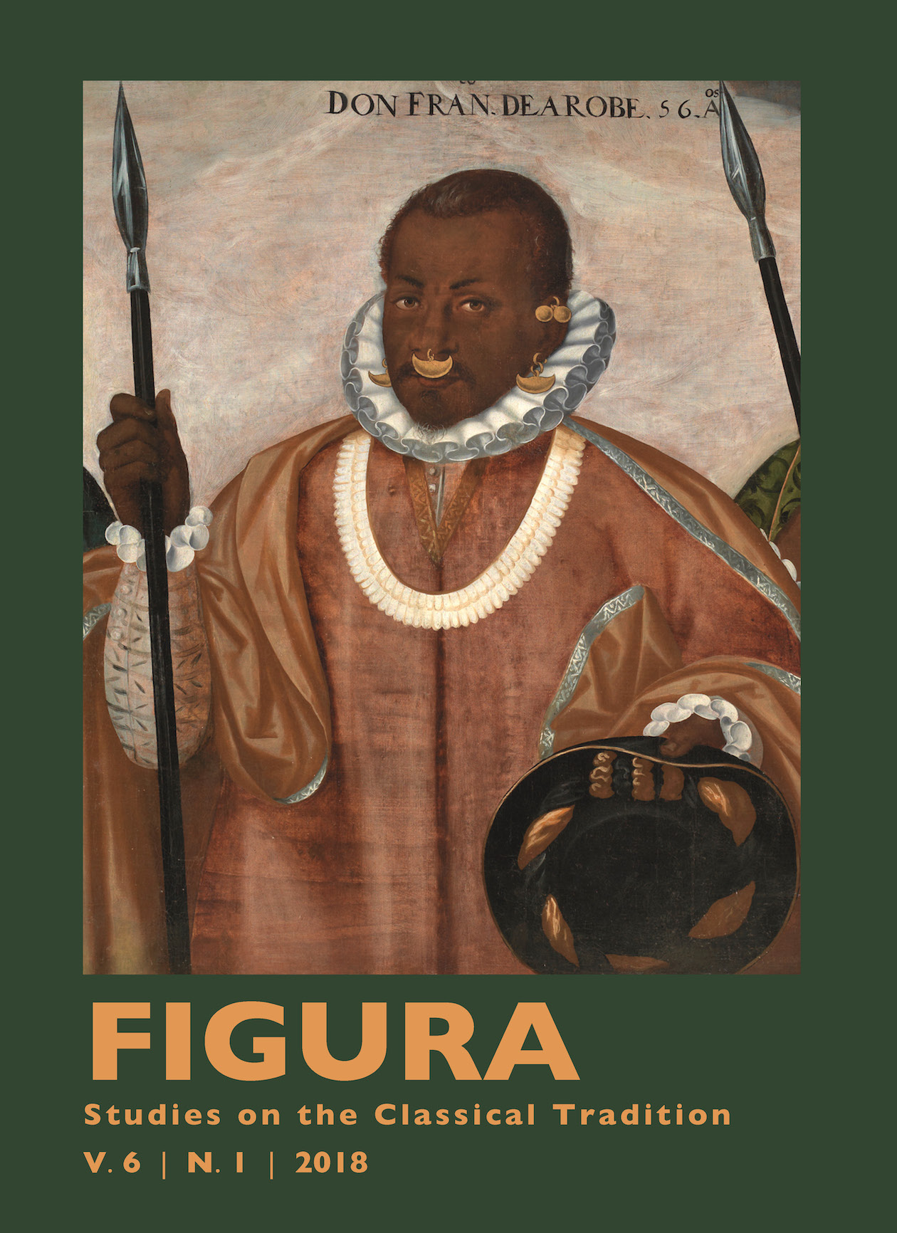 View Vol. 6 No. 1 (2018): Figura. Studies on the Classical Tradition