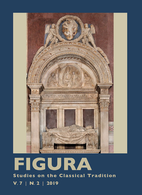 View Vol. 7 No. 2 (2019): Figura. Studies on the Classical Tradition. Dossier 'Pensamento Político na Renascença'