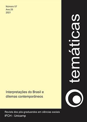 Visualizar v. 29 n. 57 (2021): Interpretações do Brasil e dilemas contemporâneos