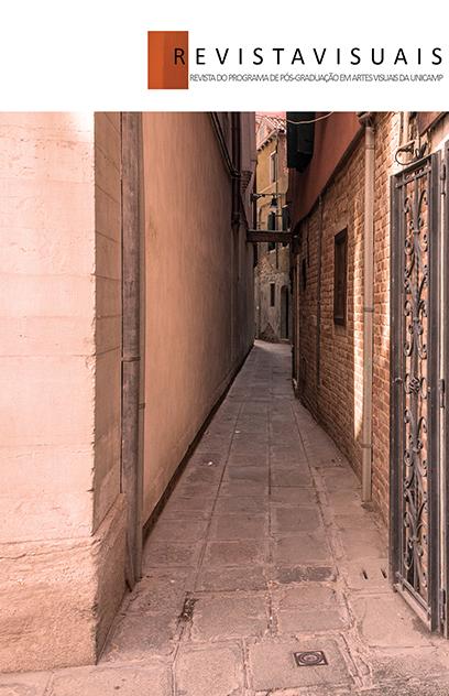 Capa: Mauricius Farina, Calle em Veneza, 2014.