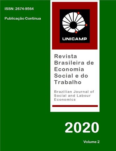 Visualizar v. 2 (2020): Dossiê: Desigualdade no capitalismo contemporâneo