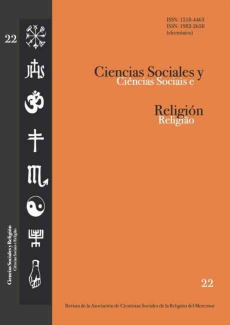 Ver Vol. 17 Núm. 22 (2015): Religión y Sanación: debatiendo conceptos y nociones empíricas