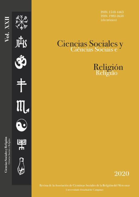 Ver Vol. 22 (2020): Publicação Contínua