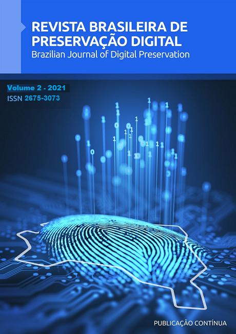 Visualizar v. 2 (2021): Publicação Contínua