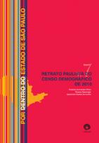 Capa para Retrato paulista do Censo Demográfico 2010