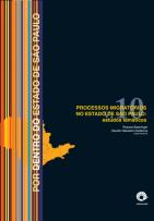 Capa para Processos Migratórios no Estado de São Paulo: estudos temáticos