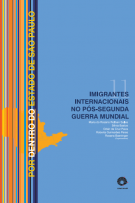 Capa para Imigrantes internacionais no Pós-Segunda Guerra Mundial