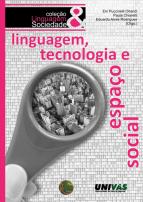 Capa para Linguagem, tecnologia e espaço social