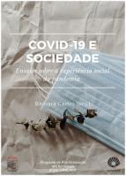Capa do e-book Covid-19 e sociedade