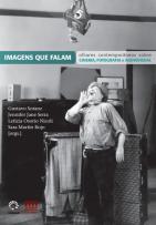 Capa para Imagens que falam: olhares contemporâneos sobre cinema, fotografia e audiovisual