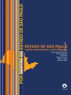 Capa para Estado de São Paulo: regiões metropolitanas e polos regionais