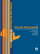 Capa para Polos regionais: Bauru, São José do Rio Preto, Araçatuba e Presidente Prudente